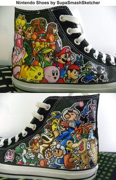 Smash Week: Check Out These Awesome Brawl Shoes | Last Minute Continue