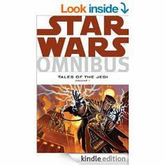 Amazon.com: Star Wars Omnibus: Tales of the Jedi Volume 1 eBook: Various, Randy Stradley: Kindle Store