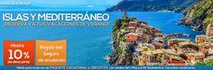 Islas y Mediterraneo   #viajes #internacional #turismo #hernanibidaiak #hernani #agenciaviajes #ofertasviajes