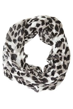 Oversized Leopard Print SNod, £22, Warehouse
