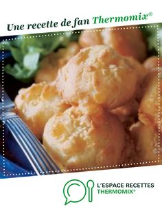Thermomix gougères by thermofoodies. A fan recipe to find in the Starters category on www.espace-recett …, from Thermomix®. Cooking Dried Beans, Foods With Calcium, Good Foods For Diabetics, Bacon Bits, Wine Cheese, Eating Plans, Fruits And Veggies, Diabetic Recipes, Recipes