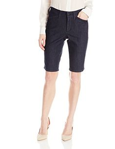 nice NYDJ Women's Christy Short