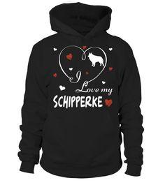 # I Love My Schipperke .  I Love My Schipperke