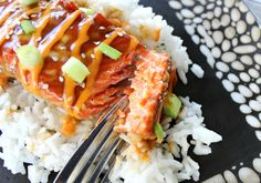 This is the best salmon recipe I've ever made! I know that's a pretty hefty statement to make but seriously, if you have salmon on-hand, make this Teriyaki Salmon with Sriracha Cream Sauce today! First, let me tell you about the fabulous teriyaki and Sriracha sauces in this dish. Teriyaki sauce reminds me of an...