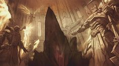 Diablo III: Reaper of Souls Opening Cinematic. Another well-done trailer by Blizzard.