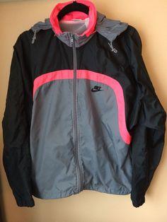 Vintage Nike Windbreaker Hot Pink