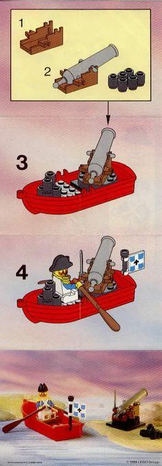 Free Lego Instructions By Theme Nanas Stuff Pinterest Lego