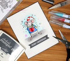 Creativity Within : Merry Mice - Stampin' Up! Holiday Mini Sneak Peek