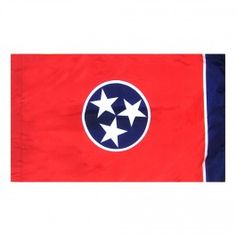 Indoor and Parade Colonial Nyl-Glo Tennessee Flag-Assorted Sizes http://www.pacificcoastflag.com/indoor-and-parade-colonial-nyl-glo-tennessee-flag-1.html