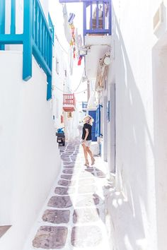 Tripping: The Complete Travel Guide to Mykonos, Greece | Lauren Conrad | Bloglovin'