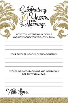 Printable anniversary party sheets Damask by PrettiestPrintShop