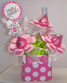 Beth-A-Palooza: Hershey Kiss Bouquet