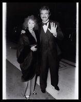 1985 TOM SELLECK & JILLIE MACK Vintage Original Photo MAGNUM PI BLUE BLOODS gp