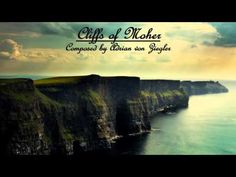 Celtic Music - Cliffs of Moher #beautifulmusic