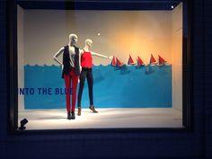 Visual merchandising | window display