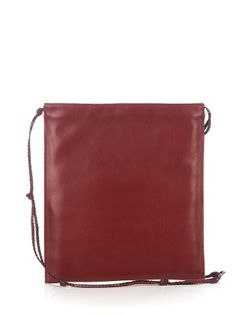 Medicine pouch leather cross-body bag | The Row | MATCHESFASHION.COM UK