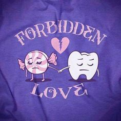 Teeth and Candies - the Forbidden Love