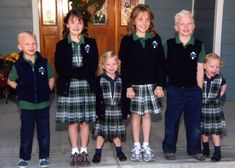 School Uniforms should be on every back to school checklist #LanceBacktoSchoolChecklist
