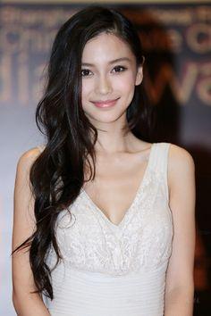 【画像まとめ】 中国NO1美女アンジェラ・ベイビーが美しい☆   まとめまとめ