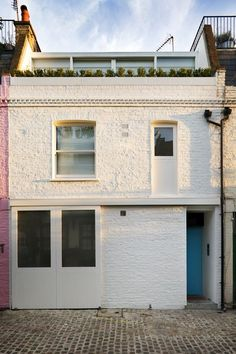 andy martin of andy martin studio. family home in notting hill gate, london.