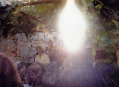Apparition's picture of Our Lady Mary in Medjugori (Medjugorje is a town in Bosnia and Herzegovina is located in the municipality of Čitluk Sept 6-2010
