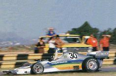 1975 Copersucar FD01 - Ford (Wilson Fittipaldi)