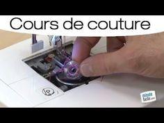 Réparer une machine à coudre soi-même - YouTube