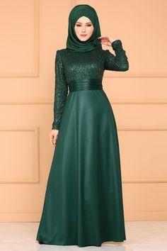 Abaya Fashion, Muslim Fashion, Modest Fashion, Hijab Wedding Dresses, Party Wear Dresses, Muslim Long Dress, Estilo Abaya, Hijab Gown, Stylish Hijab