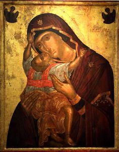 Παναγία Καρδιώτισσα / Theotokos Kardiotissa