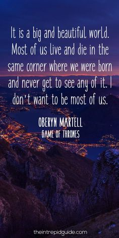 The ultimate list of inspirational travel quotes. Let wordsmiths like Stephen King & Mark Twain transport you around the world from your armchair with the best travel quotes for travel inspiration. Great Quotes, Quotes To Live By, Me Quotes, Inspirational Quotes, Qoutes, Journey Quotes, Strong Quotes, Family Quotes, Motivational