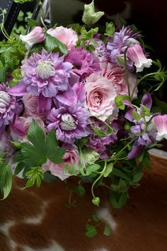Clematis and Roses. Clematis and Roses. The post Clematis and Roses. appeared first on Easy flowers.