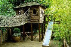 How to build the ultimate garden den - Telegraph