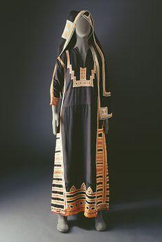 The Bani Sa'd tribe: Costumes - Mansoojat Foundation