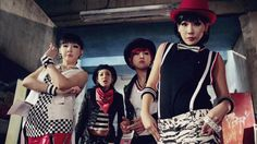 2NE1 - 'CRUSH' (Japanese Ver.)