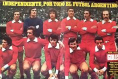 1971 Club Atletico Independiente