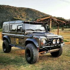 Land Rover Defender 110 Td4 Twisted Extreme Sport.