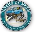 Roads of Hope - Animal Transport Rescue. Helping dogs, cats and many other animals get to their new loving homes.