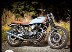 Kawasaki KZ 750 par Rémi
