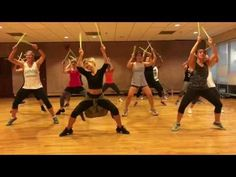 """BILLIE JEAN"" Michael Jackson - Fitness Drumming Dance Fitness Workout Valeo Club - YouTube"