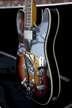 Telecaster with Bigsby #fender #telecaster #guitar