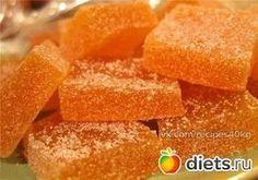 Домашний мармелад-находка для сладкоежек, сидящих на диете.: : Дневники - diets.ru