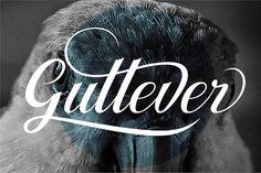 Gullever Font (50% Off) - Script - 1