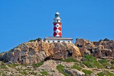 Lighthouse in Mallorca