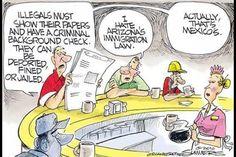 AZ immigration law