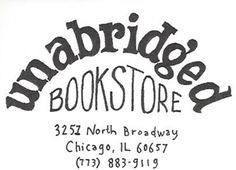 Unabridged Bookstore | The Best Books. Unabridged.