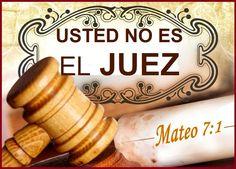 Lectio divina del 22 de Junio de 2015  Mateo 7,1-5