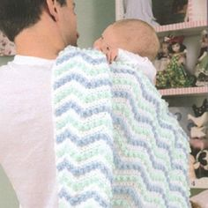 There are so many reasons to crochet a baby afghan. Baby showers for friends and family, a new grandchild or niece/nephew, or croche...