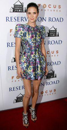 Jennifer Connelly - Celebrities' Secrets for Slim Legs
