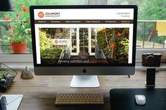 Jolimont Endoscopy Website #branding #website #digital #design