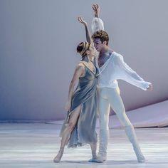 "Ballet ""Romeo et Juliette"" - #photo #art #ballet ♥♥♥"